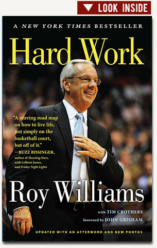 Hard Work - Roy Williams with Tim Crothers