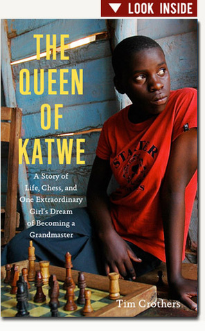 The Queen of Katwe - by Tim Crothers